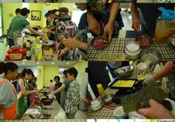 다문화가정-다우리 가족요리교실 5회차 진행