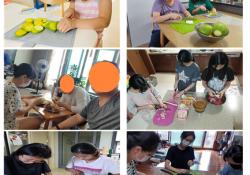 도드림가족봉사단 7월 활동 진행